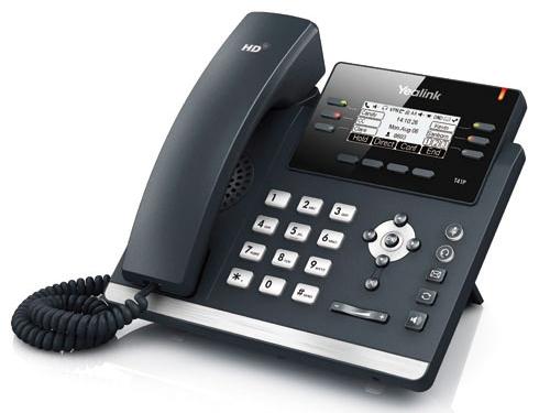 Yealink SIP-T41S bureautelefoon